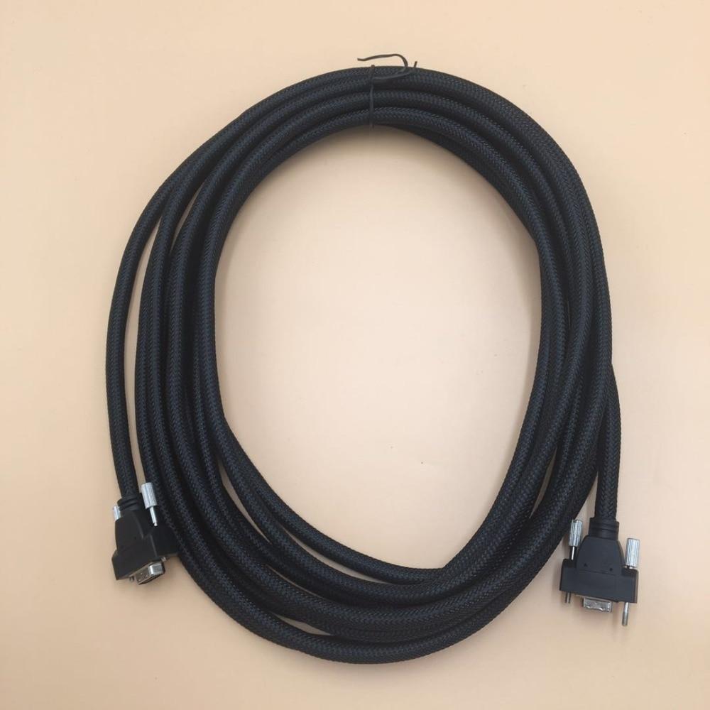 Cable de alta densidad de 14 pines para impresora humana allwin yaselan dx5, cable PCI de datos principales a cables USB LVDS de 14 pines 4m 6m