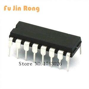 Original 10pcs/lot 74LS248 SN74LS248N DIP-16 Decoder Driver chip SMD IC