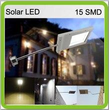 Fabricant 10 PACK 3 W LED solaire lumière dinondation mur LED pack mini lampadaire LED cour jardin parc extérieur étanche