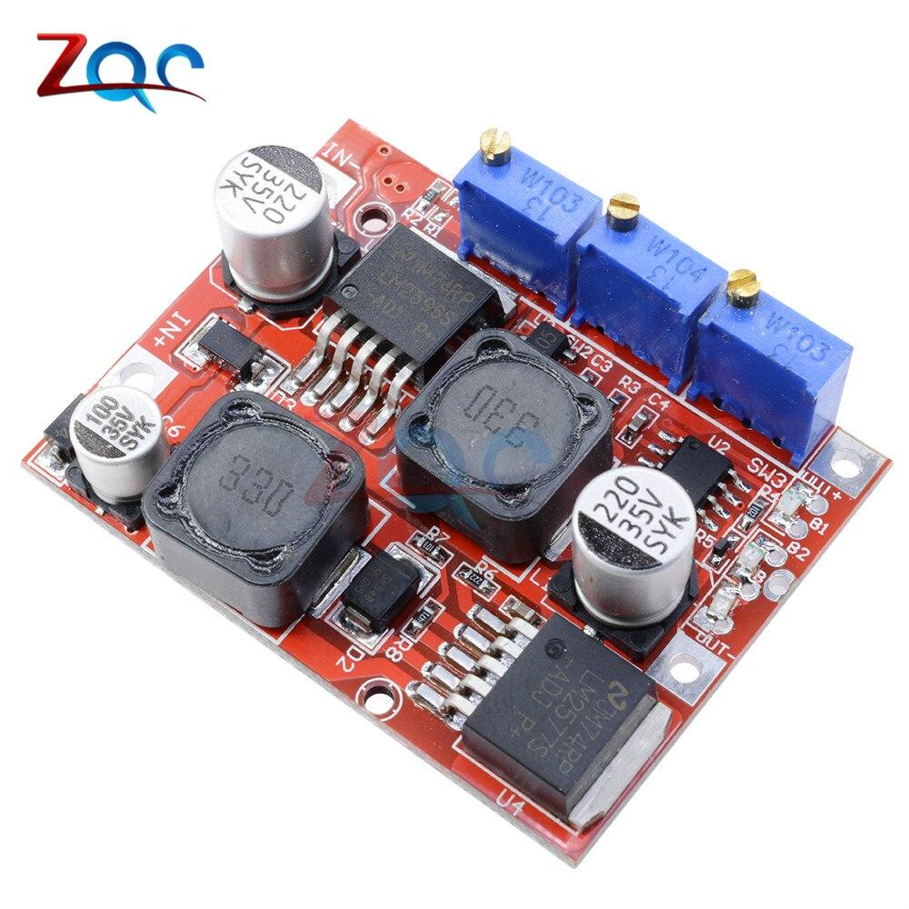 LM2596S DC-DC LM2577S Step Up Down Boost Buck Voltage Power Converter Module Voltage Regulator