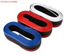 Для Mazda 3 для Mazda3 M3 Axela BK BL BM бампер для губ/передний спойлер дефлектор для настройки вида автомобиля/комплект кузова/юбка в полоску