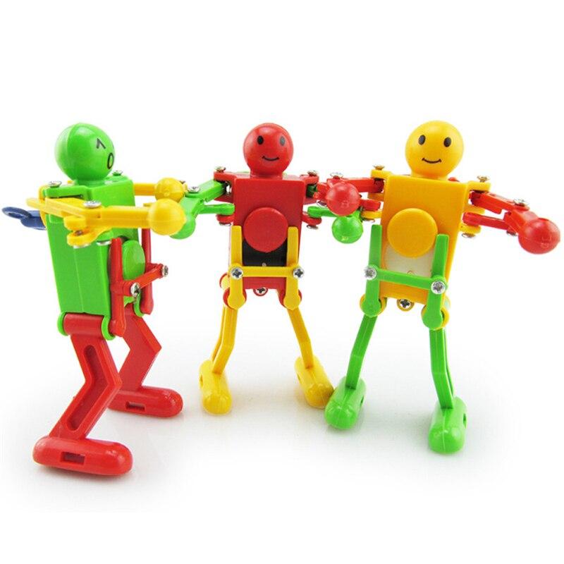 Relógio de alta qualidade acabar dançando robô brinquedo para o bebê crianças presente desenvolvimento quebra-cabeça brinquedos grandes brinquedos divertidos presente transporte da gota