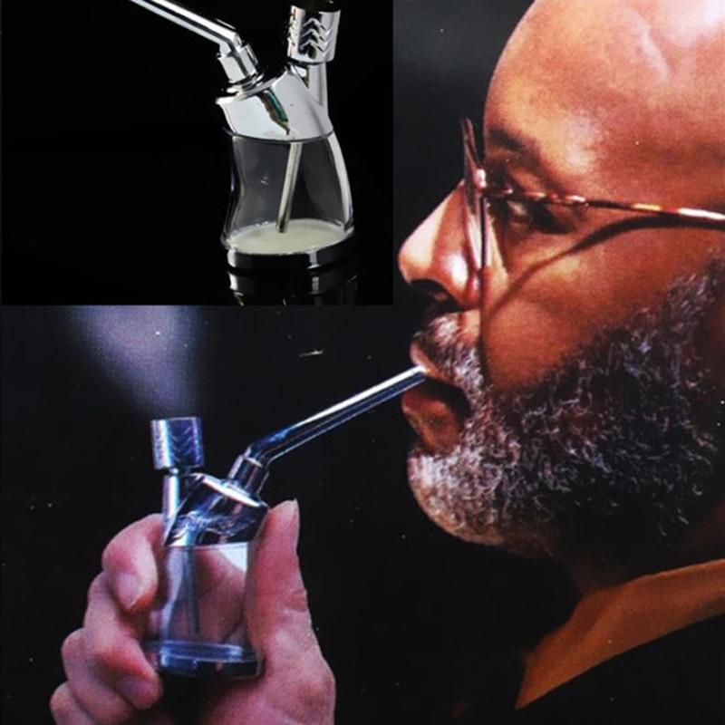 1 Piece Filter Model Water Tobacco Pipe Cigarette Cigar Holder Mini Shisha Hookah Smoking Pipes
