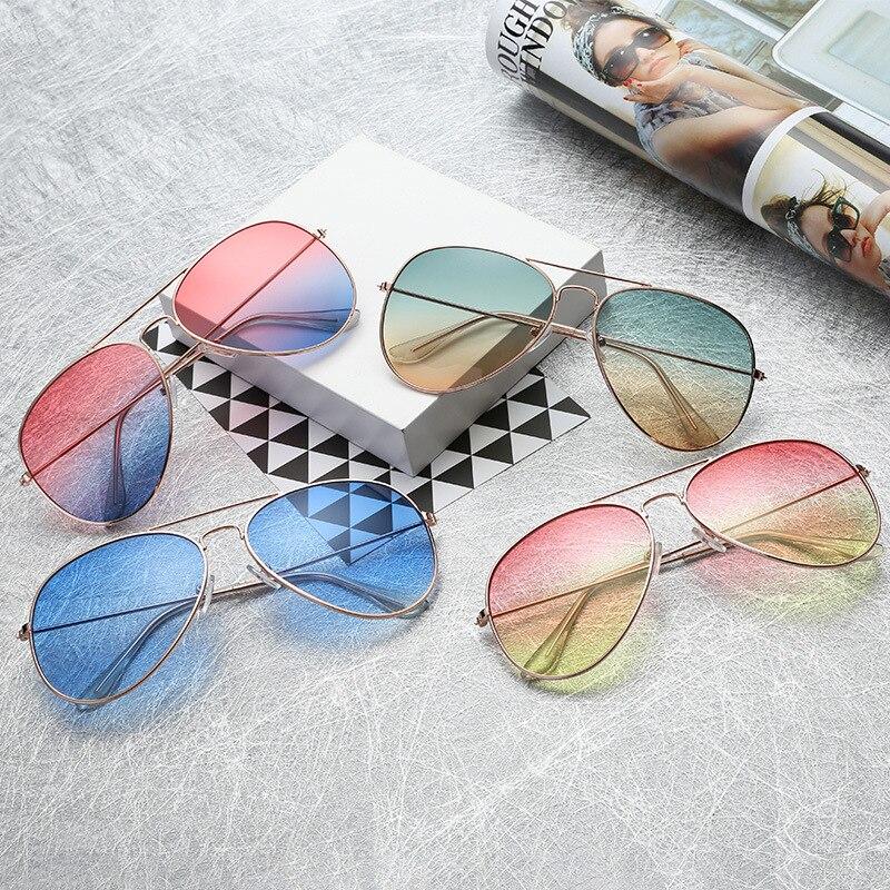Aviation Sunglasses Women Men Classic Pilot Driver Sun Glasses For Female Male Ladies Brand Designer
