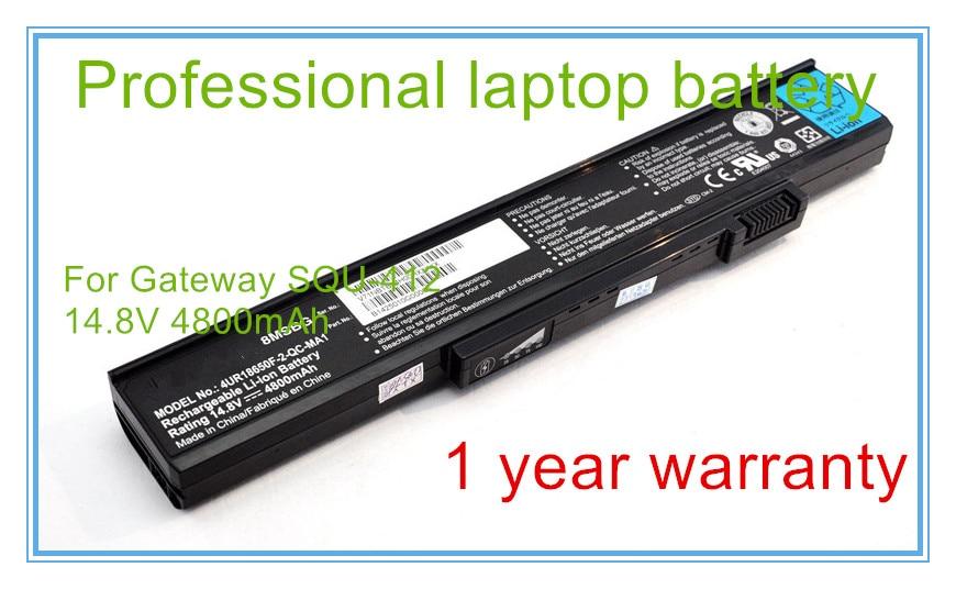 Calidad Original 14,8 V 4800 mAh 8 celdas 3UR18650F-2-QC224 batería para UR18650F-2-QC224 6 MSBG SQU-412, SQU-517