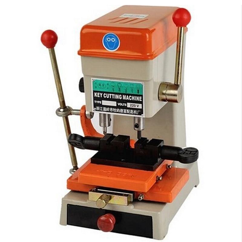 368A вертикальный резак для ключей Defu, режущий станок для дублирования ключей, защитные ключи слесарные инструменты, набор для блокировки 220 В...