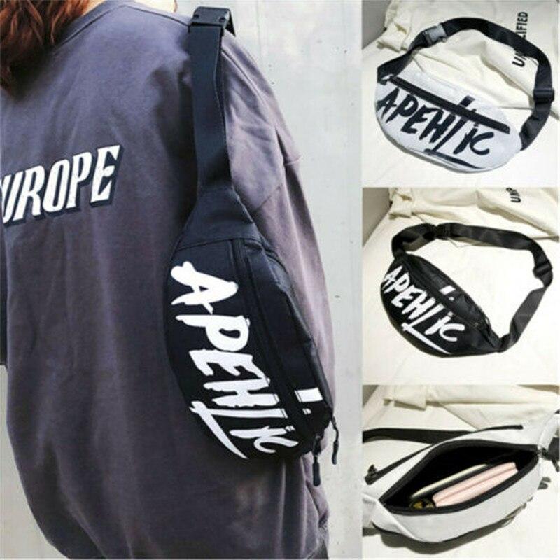 2019 Brand New Style Men Women Waist Fanny Pack Bum Bag Belt Money Pouch Wallet Travel Hiking Travel