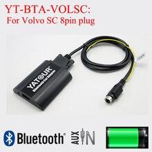Yatour-lecteur Bluetooth numérique MP3 appel téléphonique   kit mains libres pour Volvo SC radios