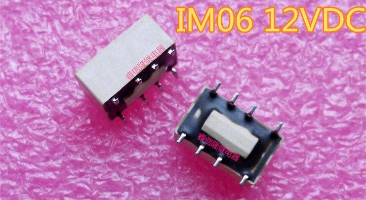 10pcs/lot IM06 12VDC