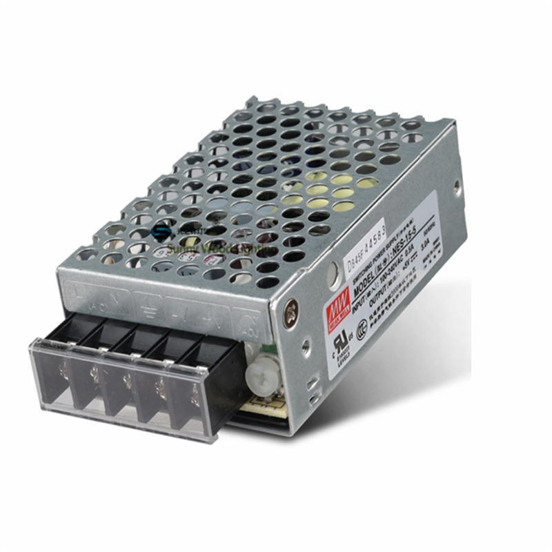 100-240Vac a 5VDC, 15 W, fuente de alimentación 5V3A Listado UL, luz Led, controlador de letrero Led, NES-15-5