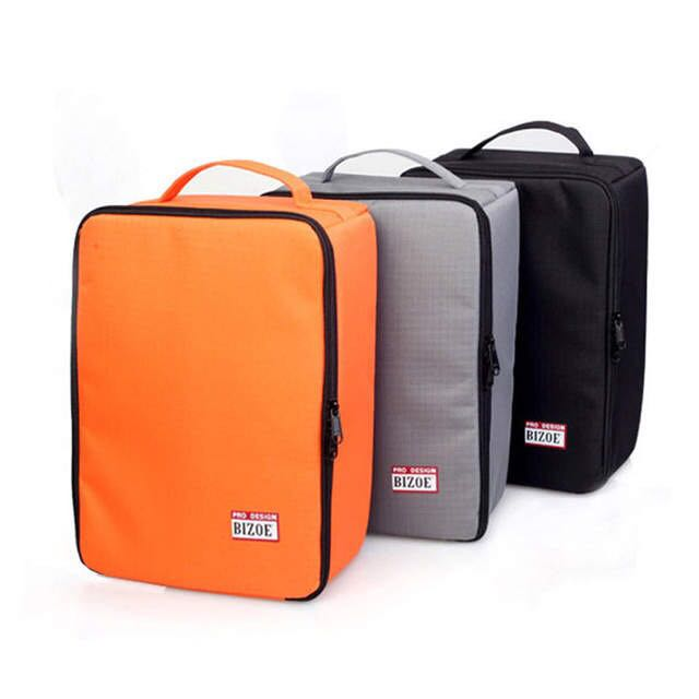 BIZOE Protector Photography Camera Carry Bag Insert Partition Dividers Case Fit DSLR SLR Lens Canon Nikon Sony