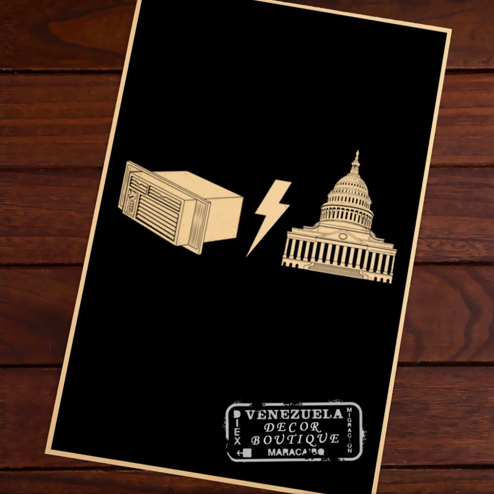 Papel pintado de película AC/DC papel pintado clásico decorativo póster DIY pared lienzo pintura pegatinas hogar carteles decoración regalo
