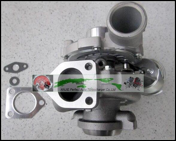 Turbo GT2052V 710415-710415 0003-710415 S   5003 7780199D 77814359 pour BMW 525D E39 pour Opel Omega 860049-M57D 2,5l DTI 163HP