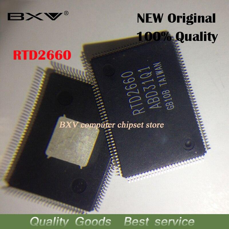 10PCS RTD2660 2660 QFP