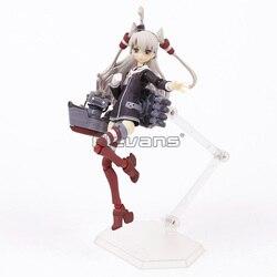 Anime Kantai Sammlung Amatsukaze Figma 240 PVC Action-figuren Zum Sammeln Modell Spielzeug Puppe 15cm