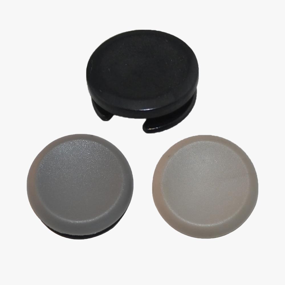 Reemplazo de alta calidad thumbstick analógico alfombrilla circular Joystick tapas de palanca de mando cubierta para 3DS/3 DSLL