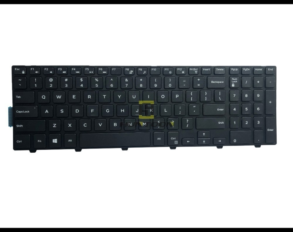 Клавиатура для ноутбуков DELL Inspiron 15 5000 Series 5551 5552 5555 5557 5558 5559 5542 5543 5545 5547 5548 3559 Клавиатуры для замены      АлиЭкспресс