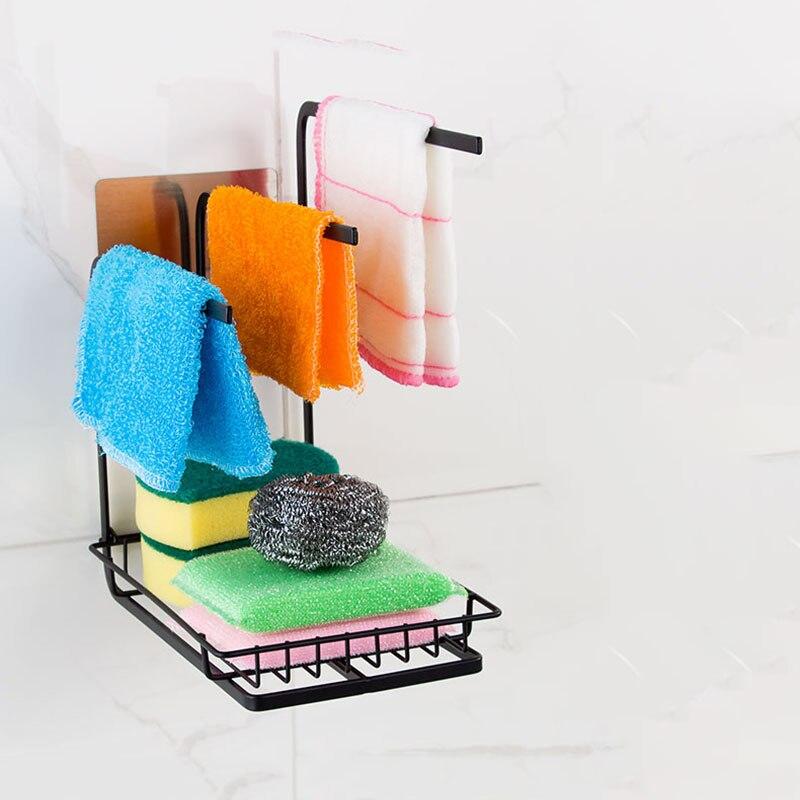 Trapos verticales percha para toallas de cocina estante de almacenamiento para mesa portavasos organizador Kithcen