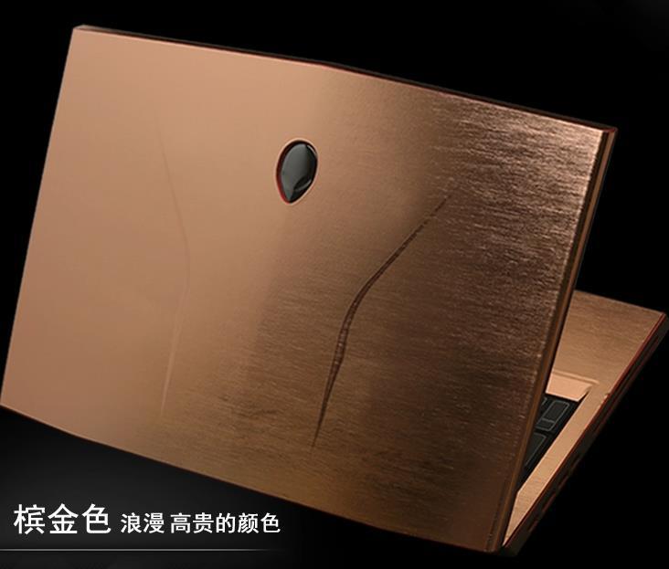 KH Ноутбук Матовый Блестящий стикер, защитный чехол для Alienware 17 M17X R3 R4 ANW17 17,3 дюйма выпуска 2012