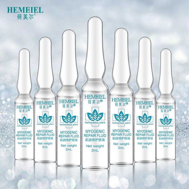 Esencia líquida de reparación Natural de HEMEIEL, esencia de ácido hialurónico, hidratante, antienvejecimiento, suero antiarrugas para la piel
