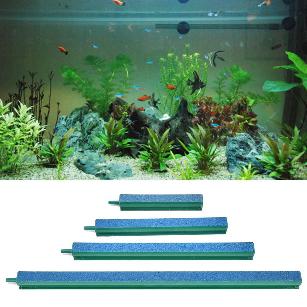 Adeeing barra de arena especial para bomba de aire de acuario aire fresco Piedra difusora de burbujas Bar acuario tanque aireador bomba hidropónica