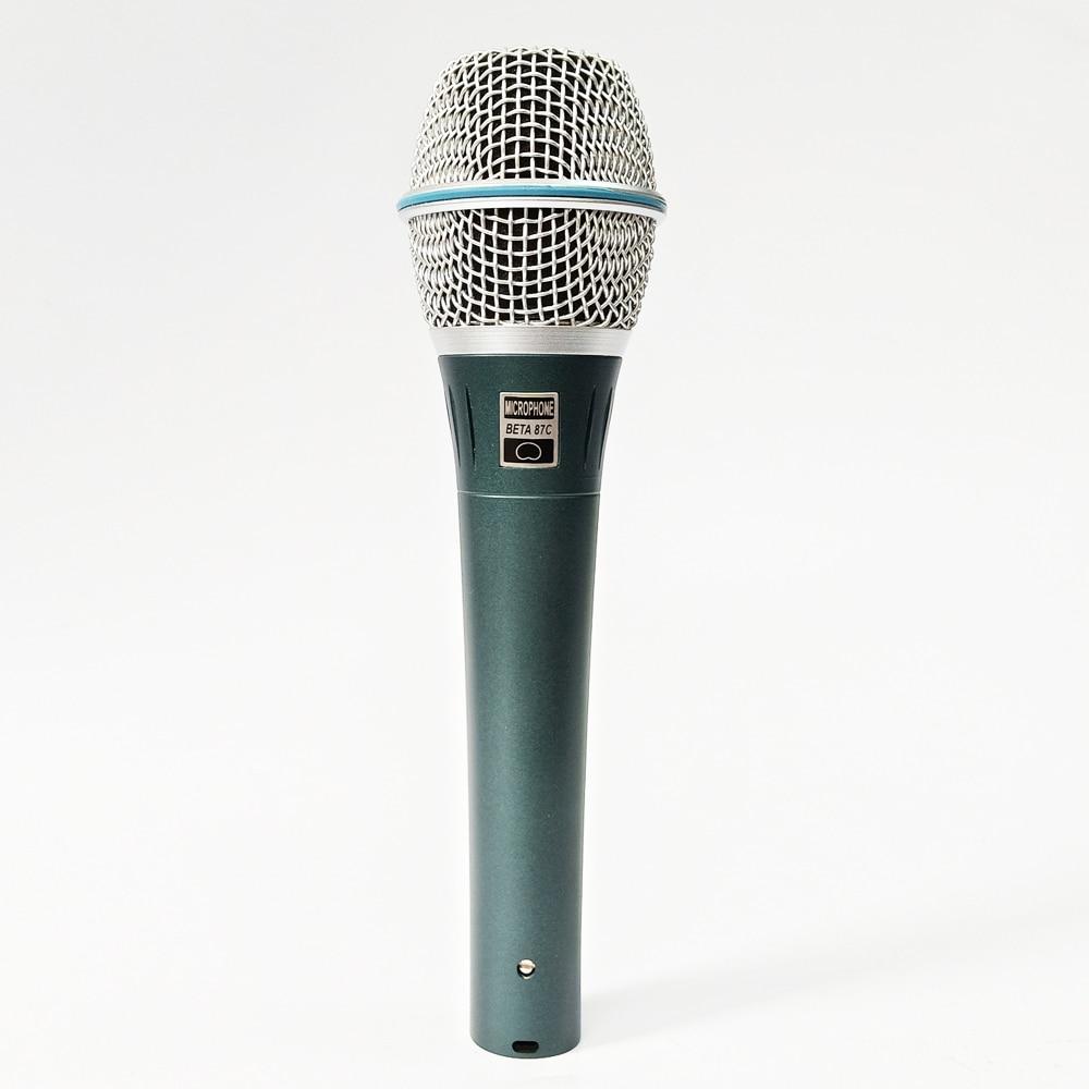 Beta87a de karaoke con cable micrófono dinámico bm800 beta sm 58 57...