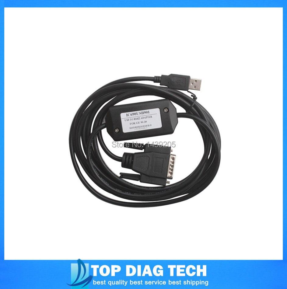 DHL FREE IC690USB901 interfaz USB/SNP para adaptador PLC de 90 series estable y excelente rendimiento envío gratis