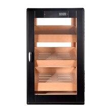 Caja de puros, humidificador y humidificador, caja de exhibición para cigarros, humidificador para cigarros, caja de humedad.