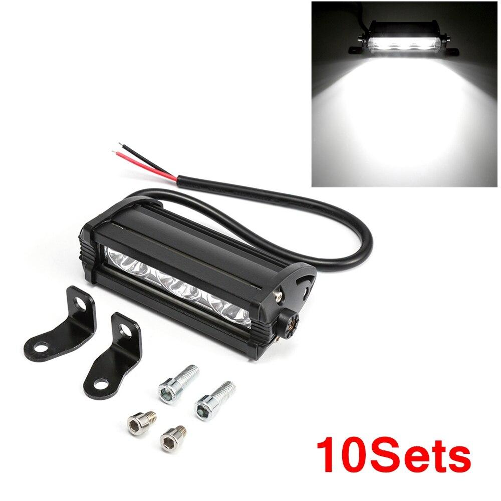 Aluminum Case car work light led work light bar 12v for auto offroad spotlight led bars high power lamp for suv auto truckor