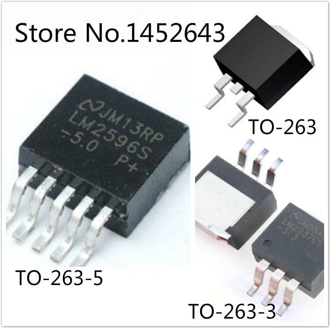20 unids/lote FQB5N90 a-263/FQB55N10/FQB34N20L/FQB27P06/UTC7N65L