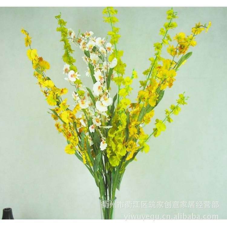 Quzhou-بيت متنقل مع أزهار من الحرير الاصطناعي ، فندق Quzhou ، زهور صناعية ، ديكور ، بيع بالجملة