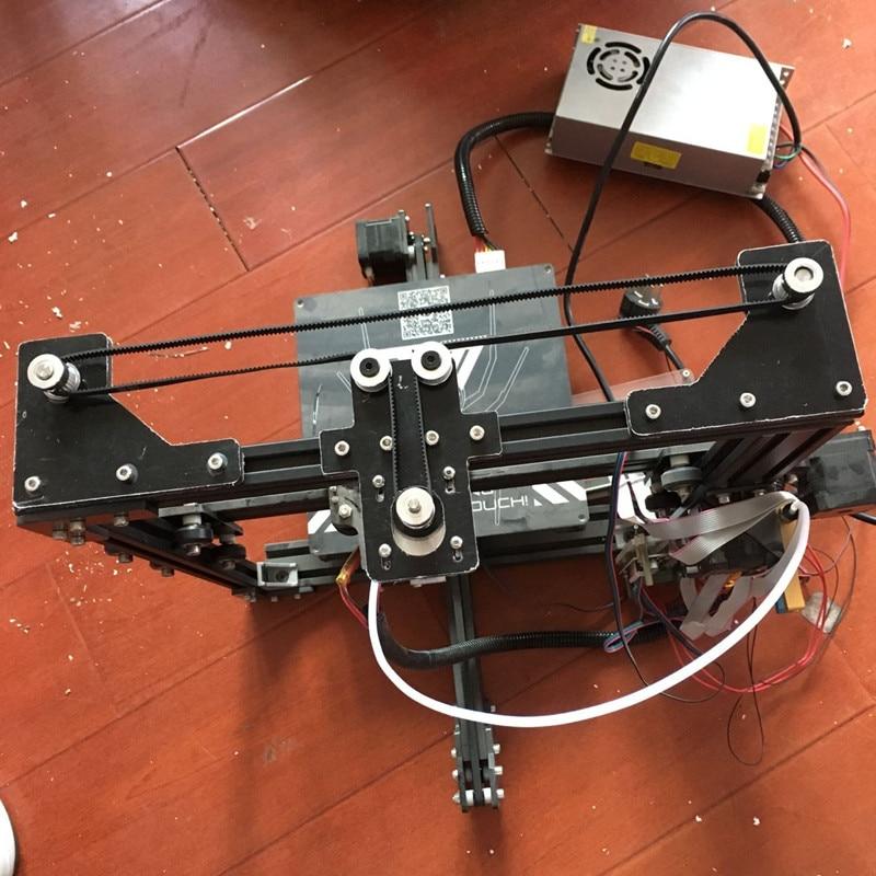 upgrade Tevo Tarantula/HE3D Single Motor Dual Z Axis kit dual Z uppgrade set