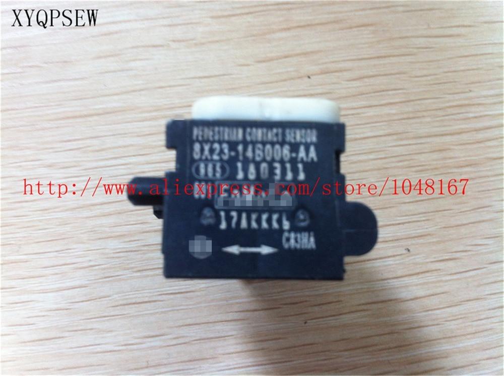 Xyqpsew para fomoco ford sensor de colisão, 8x23-14b006-aa, 8x2314b006aa
