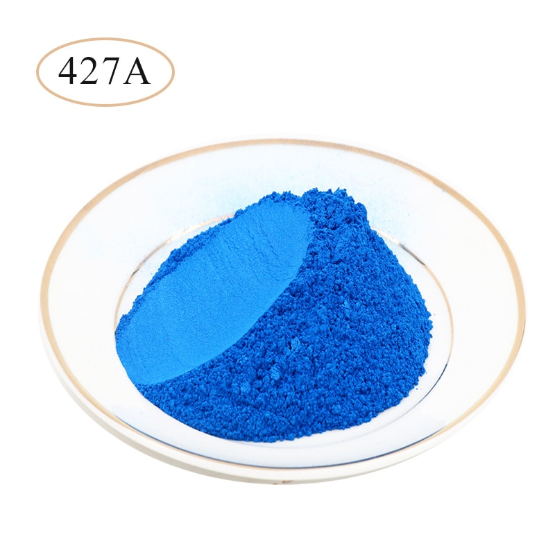 10g 50g Type 427A Pigment Pearl Powder Healthy Natural Mineral Mica Powder DIY Dye Colorant,use for Soap Automotive Art Crafts