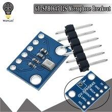 GY-SPH0645 I2S MEMS Microphone Breakout Sensor Module SPH0645LM4H for Arduino Zero FZ3483