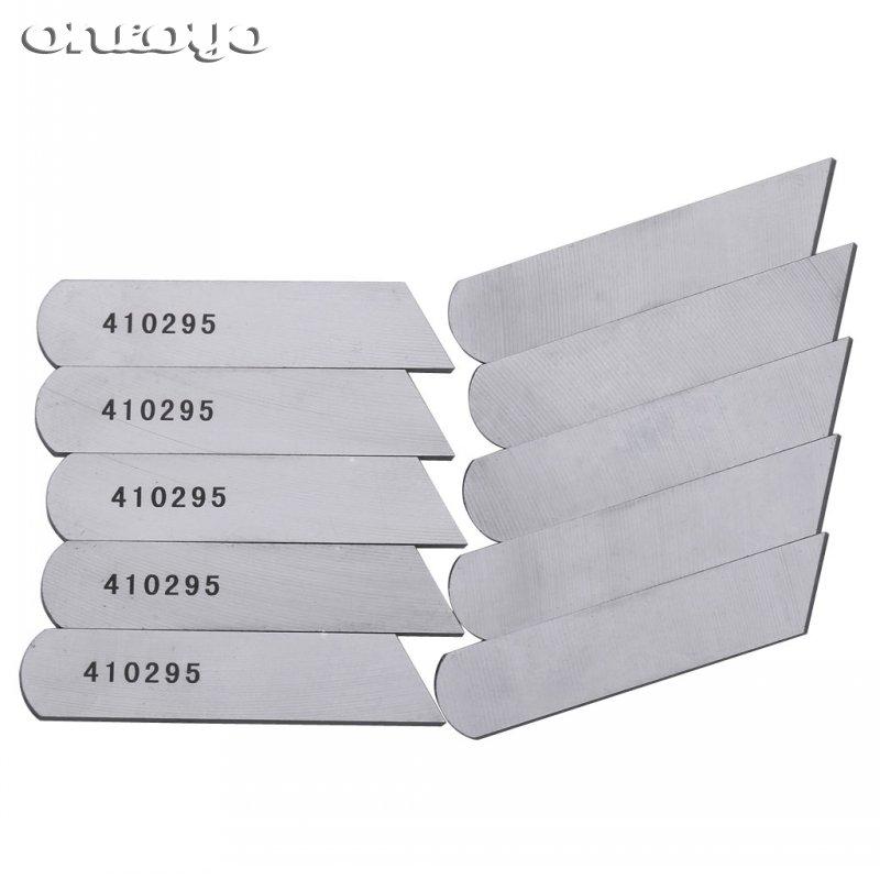 10 шт. нижний нож Bernette Serger оверлок для JUKI MO-613 MO-634 644 655 другие #410295 STRONG H