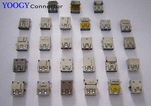 27model/27pcs USB3.0 socket common use laptop usb board and motherboard usb jakc