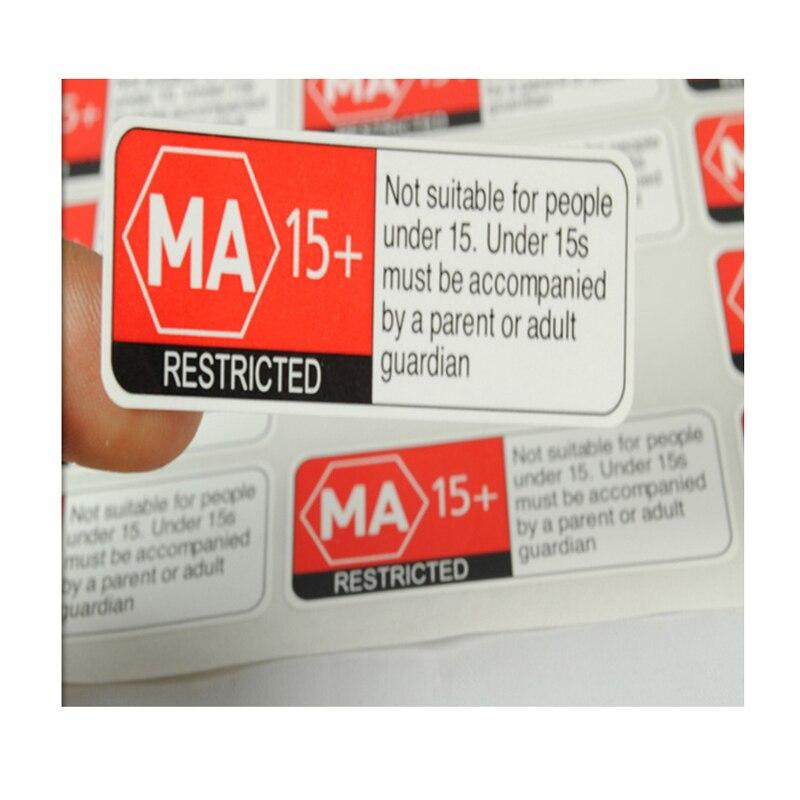 Auto-adesivas de impressão etiqueta cosmética, etiqueta de atacado de impressão do cliente rolo adesivo