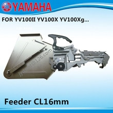 YAMAHA feeder CL16mm KW1-M3200-100 nowy dla YAMAHA YV100 YV100II YV100X YV100XG YT16