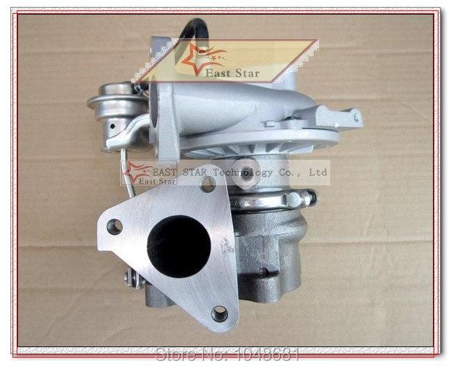 Turbocompresor de turbina RHF4H 14411-VK500 VA420058 para NISSAN Navara 2.5L DI x-trail 2001-03 MD22 133HP 2.2L DI; YD22ETI 136HP