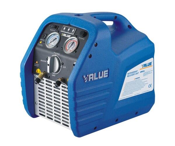 آلة تلميع غاز التبريد VRR24L