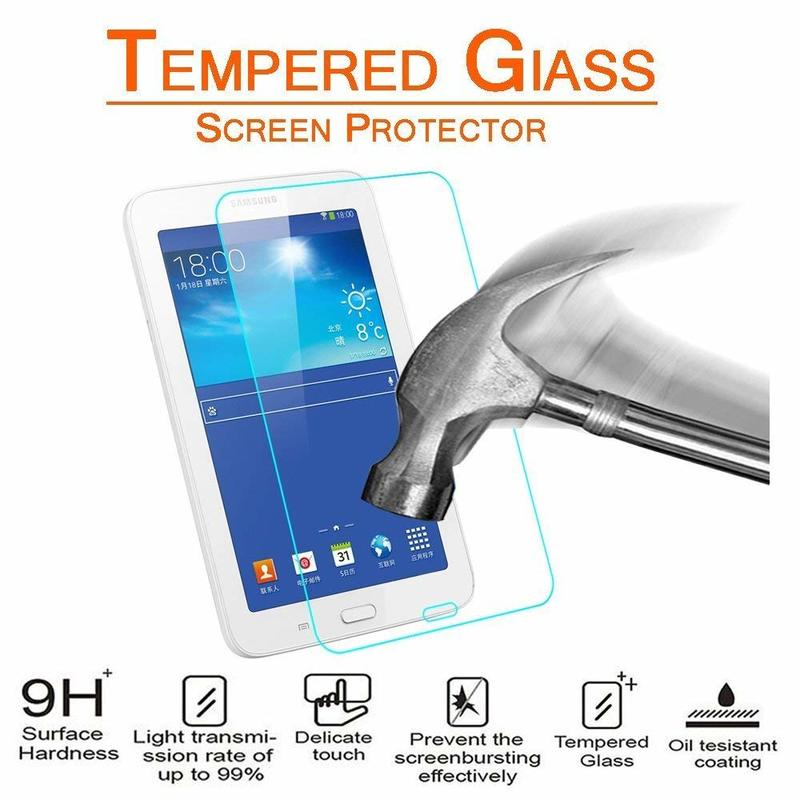 Para Samsung Galaxy Tab 3 lite 7,0 pulgadas pantalla protector de vidrio templado SM-T110 T111 T116 T113 T210 T211 P3200 Tablet Pantalla de vidrio