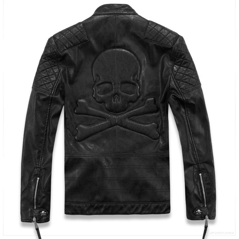 2016 nova marca da motocicleta jaquetas de couro dos homens, jaqueta de couro masculino, jaquetas de couro dos homens, casacos masculinos casual moda couro
