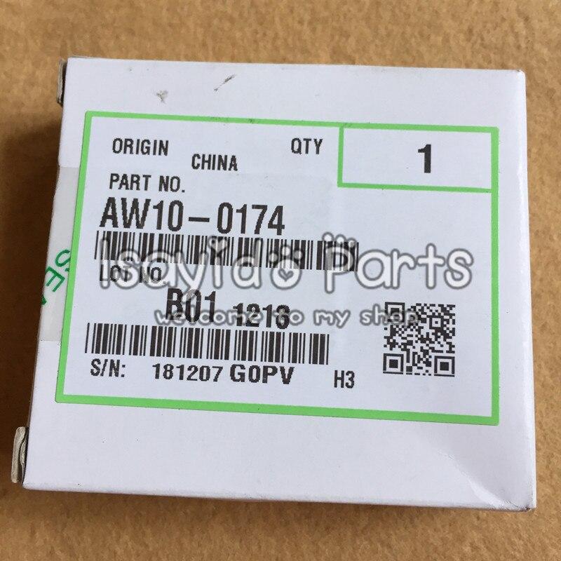 1X AW10-0174 حقيقية جديد ضغط الأسطوانة الثرمستور لريكو Aficio MP2554 MP3054 MP3554 MP6054 MP5054 MP4054 AW100174