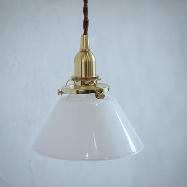 Glass Lamp LED Pendant Light Fixtures Kitchen Lights Hanging Lamps Cooper Bedroom Loft Deco Bedroom Nordic Lamparas De Techo