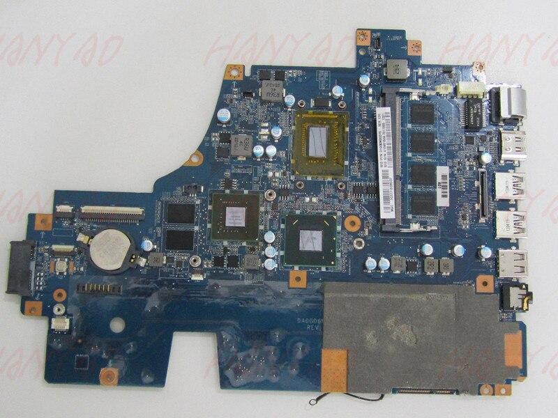 Материнская плата для ноутбука Sony SVF15 SVF15A DA0GD6MB8E0 с процессором i7 4 Гб ОЗУ N14M-LP-S-A1 Бесплатная доставка 100% ТЕСТ ОК
