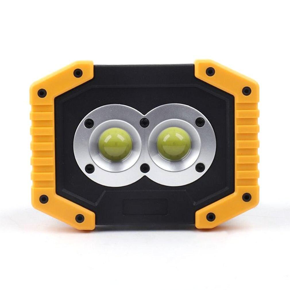 Светодиодный рабочий светильник светодиодный портативный Точечный для охоты