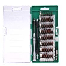 Jeu de tournevis de précision, tournevis Torx 60 en 1 tournevis électronique multifonction tablette de téléphone outils de réparation pour PC