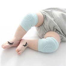 New Baby Kids Safety Crawling Elbow Cushion Infants Toddlers Knee Safety Pads Socks & Leg Warmers An