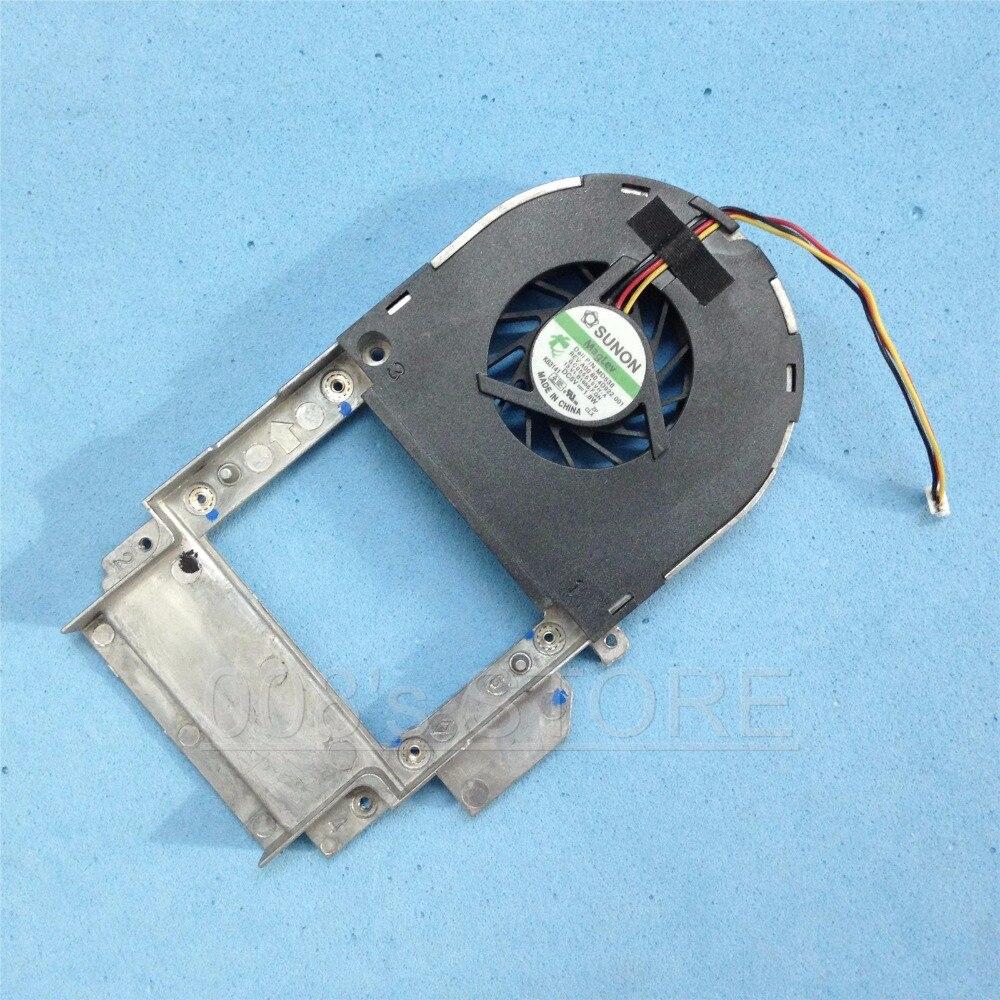 Ventilador enfriador de CPU portátil para DELL Inspiron 1300 B120 B130 PP21L para SUNON GC055515VH-A DC 4,6 V 1,8 W DP/N MD538 radiador